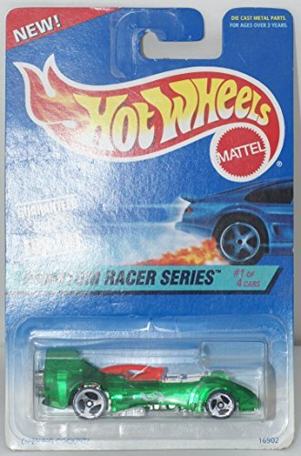 Hot Wheels 1996 Phantom Racer Series #1 of 4 - 1