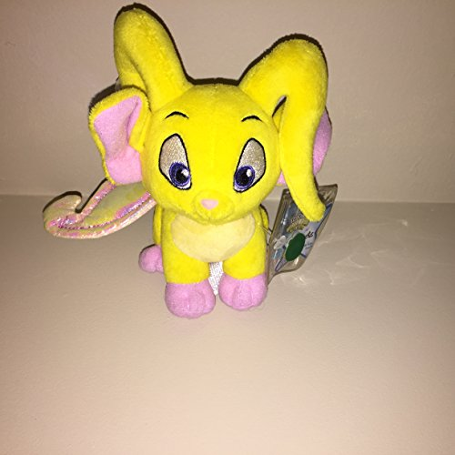 Neopets Series 3 Faerie Acara Plush - 1