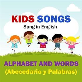 from the album kids songs alphabet and words abecedario y palbras