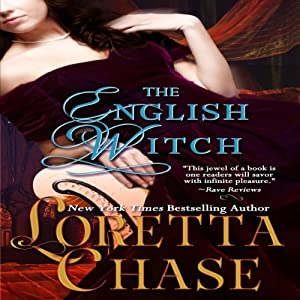The English Witch: Trevelyan Family, Book 2 | [Loretta Chase]