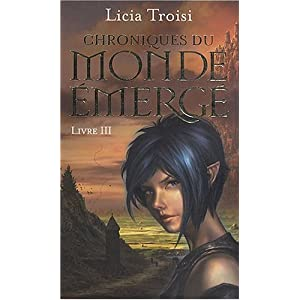 Chroniques du monde merg, Tome 3 : Le talisman du pouvoir