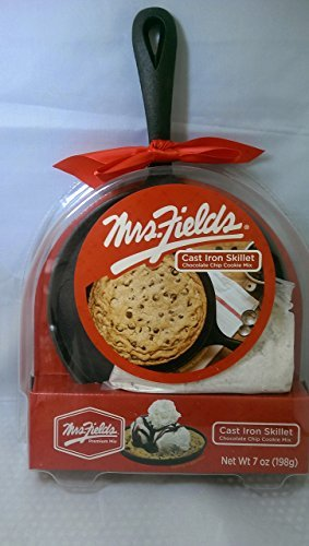 Mrs. Fields Cast Iron Skillet Chocolate Chip Cookie Mix by Mrs. Fields (Mrs Fields Cookie Mix compare prices)