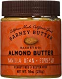 Barney Almond Butter Espresso and Vanilla, 10 Ounce