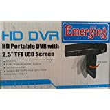 "Emerging HD DVR - HD Portable DVR With 2.5"" TFT Screen / 2.5-inch HD Car LED IR Vehicle DVR Road Dash Video Camera Recorder Traffic Dashboard Camcorder - LCD 270 Degrees For Ford Figo Aspire1.2 Ti-VCT Titanium Petrol"