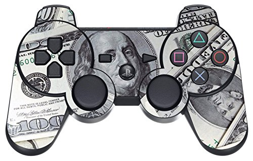 Protective Skin for Playstation 3 Remote Controller - Big Ballin (Ps3 Controller Skin America compare prices)