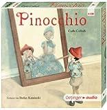 Pinocchio (4 CD): Ungekürzte Lesung
