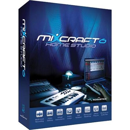 Mixcraft 6 Home Studio