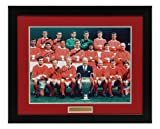 Large Manchester United 1968 European Cup Winners team group signed by 8 players (PP416)