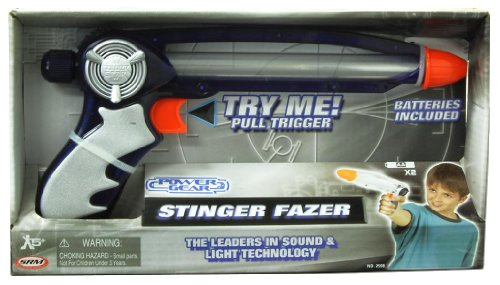 Stinger Fazer Pistol With Lights & Sounds