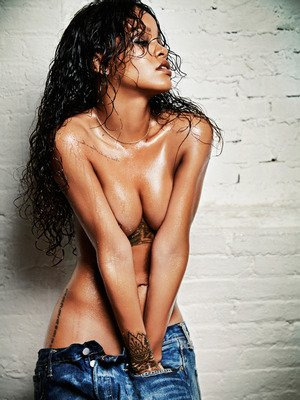 Rihanna 24X36 Poster SDG #SDG757825