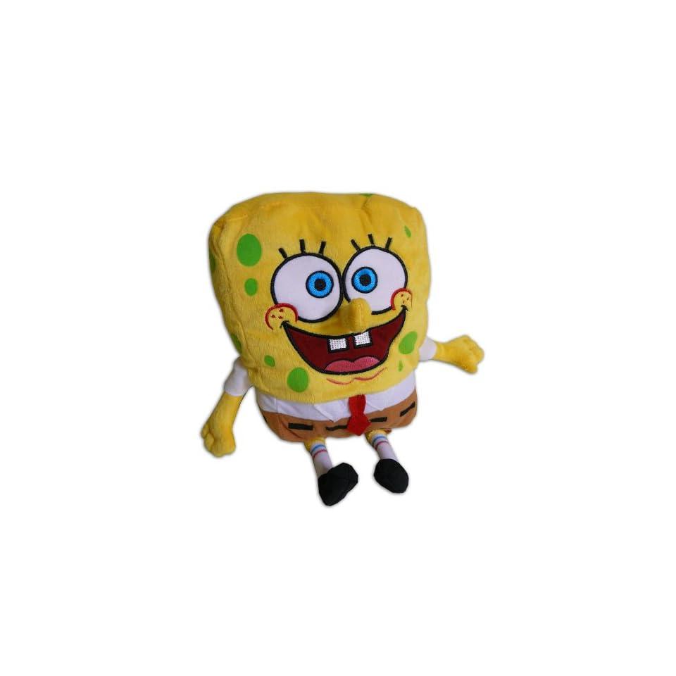 Spongebob 12 Plush SquarePants Bob Cartoon Sea Sponge Super Soft Doll
