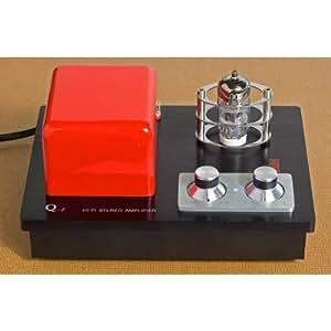 Amazon Com Qinpu Q 2 Hybrid Integrated Amplifier Electronics