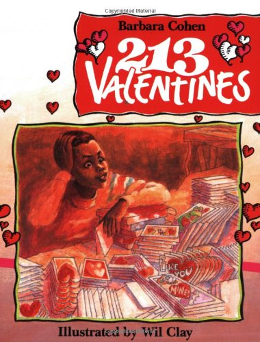 213 Valentines (A Redfeather Book)