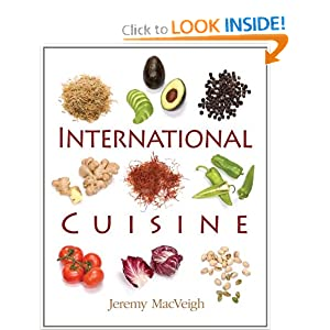 International Cuisine by Jeremy MacVeigh PDF eBook