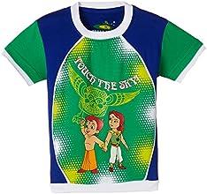 Chhota Bheem Boys T-Shirt (GGAPP-CB244A - Green_2-3 years)
