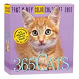 365 Cats Page-A-Day Calendar 2010 (Color Page-A-Day(r) Calendars) ~ Workman Publishing