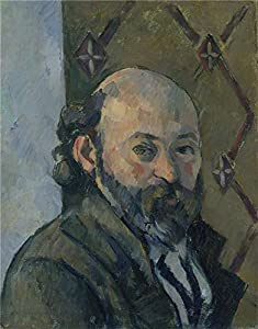 The Perfect Effect Canvas Of Oil Painting 'Paul Cezanne Self Portrait ' ,size: 12 X 15 Inch / 30 X 39 Cm ,this Vivid Art Decorative Prints On Canvas Is Fit For Bar Artwork And Home Decoration And Gifts