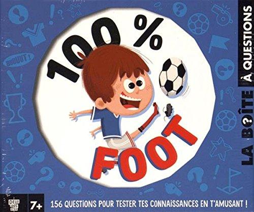LA BOÎTE À QUESTIONS 100 % FOOT