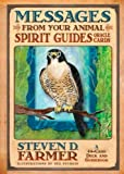 img - for Messages from Your Animal Spirit Guides Oracle Cards: A 44-Card Deck and Guidebook! book / textbook / text book