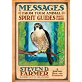 Messages From Your Animal Spirit Guides Cards (Oracle Cards)by Steven Farmer PhD