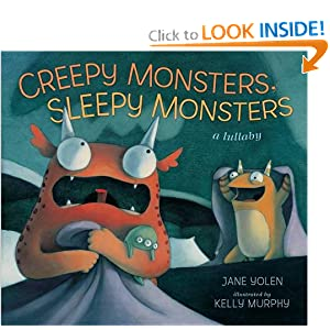 Download book Creepy Monsters, Sleepy Monsters
