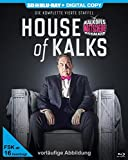Oliver Kalkofe ´Kalkofes Mattscheibe - Rekalked! - Die komplette vierte Staffel: House of Kalks (SD on Blu-ray)´ bestellen bei Amazon.de