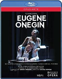 Tchaikovsky Eugene Onegin Opus Arte Oabd7100d Blu-ray by Opus Arte