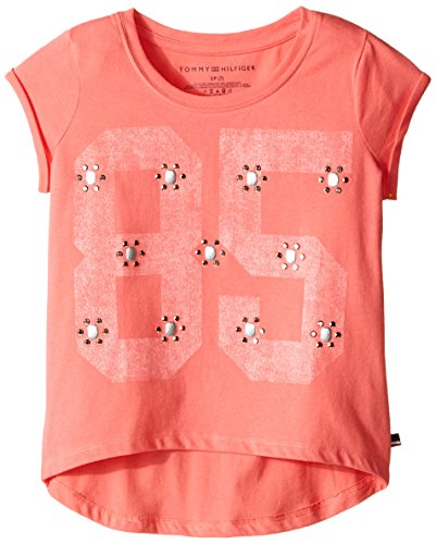 Tommy Girl Big Girls' 85 Rhinestone Tee