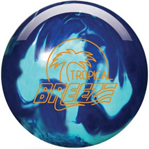 Storm Tropical Breeze Bowling Ball, Teal/Blue, 14-Pound (Storm Breeze Bowling Ball compare prices)