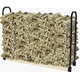 Pleasant Hearth - 32mm Heavy Duty Log Rack