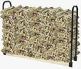 Pleasant Hearth - 32mm Heavy Duty Log Rack