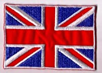 サブカル『Union Jack/イギリス国旗』アイロンワッペン
