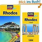 ADAC Reiseführer plus Rhodos: Mit extra Karte zum Herausnehmen: TopTipps: Hotels, Restaurants, Museen, Naturschönheiten...