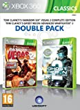 Ubisoft Double Pack - Rainbow Six Vegas 2 and Ghost Recon Advanced Warfighter 2 (Xbox 360)