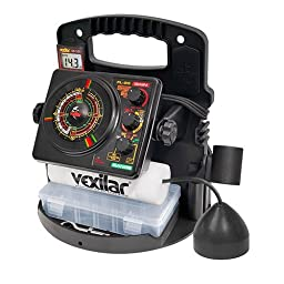 Vexilar FL-20 Ice ProPack II Locator with Pro View Ice Ducer, Multi