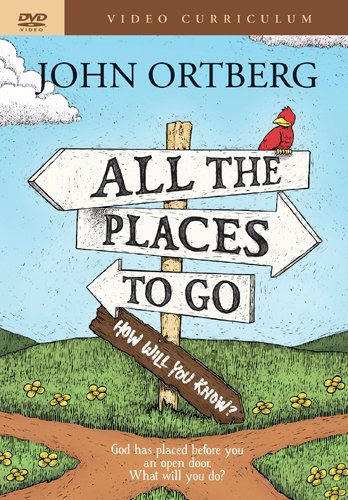 All the Places to Go . . . How Will You Know? Video Curriculum: God Has Placed before You an Open Door. What Will You Do? (Door To Door Dvd compare prices)