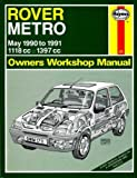 Rover Metro 1990-91 Owner's Workshop Manual (Service & repair manuals) Jeremy Churchill