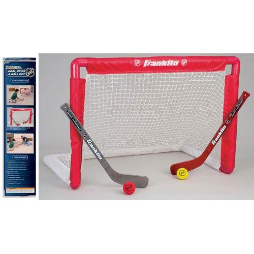 Franklin Sports NHL Mini Hockey Set