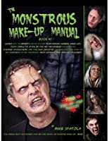 Morris Custumes Women's Monster Make Up Book by Morris Custumes