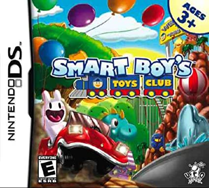 Smart Boys Toys Club