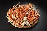 ボイル ズワイガニ 5kg 4Lサイズ 脚 本ずわい 蟹 食べ放題 業務用 通販 かに鍋 送料無料