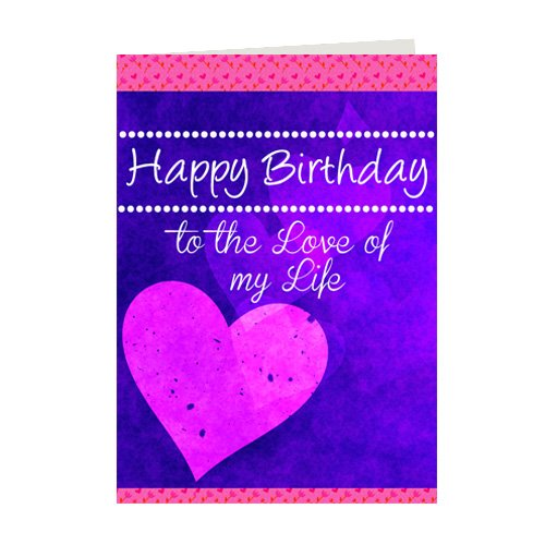 Buy Giftsbymeeta Lovely Happy Birthday CardsBirthday Greeting Card