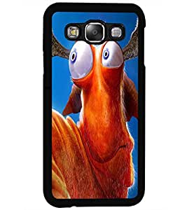 PRINTSWAG CARTOON CHARACTER Designer Back Cover Case for SAMSUNG GALAXY E5