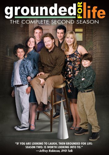 Grounded for Life: Complete Season 2 [DVD] [Import]