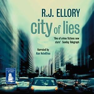City of Lies Hörbuch