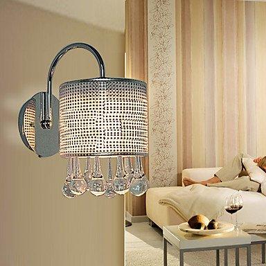 HYššRES - Lampe Murale Cristal - 1 slot š€ ampoule