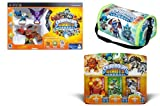 Skylanders Case, Giants Starter Pack PS3, Giants Triple Pack #6 Bundle