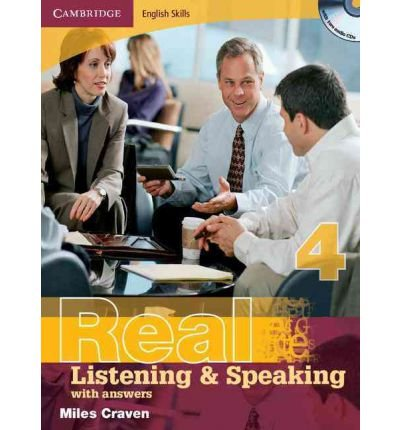 REAL LISTENING AND SPEAKING WITH ANSWERS AND AUDIO CD