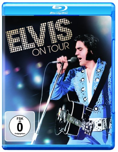 Элвис на Гастролях / Elvis On Tour (1972) BDRip