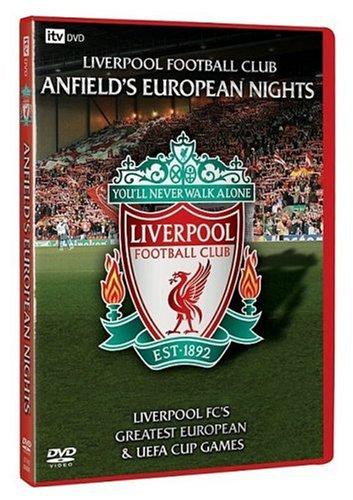 Liverpool – Anfields European Nights [DVD]